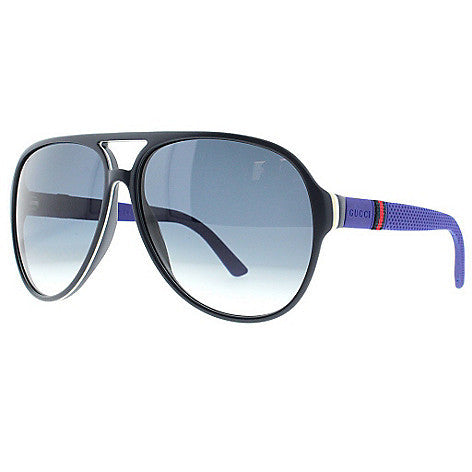 Gucci Gradient Sunglasses w/ Case