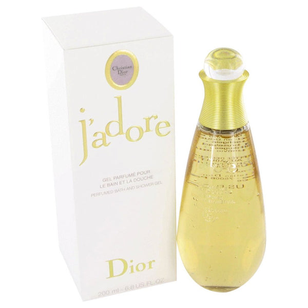 Jadore By Christian Dior Shower Gel 6.7 Oz
