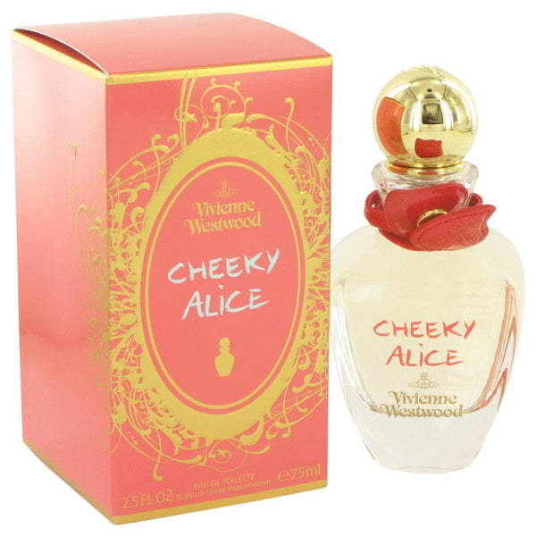 Cheeky Alice By Vivienne Westwood Eau De Toilette Spray 2.5 Oz
