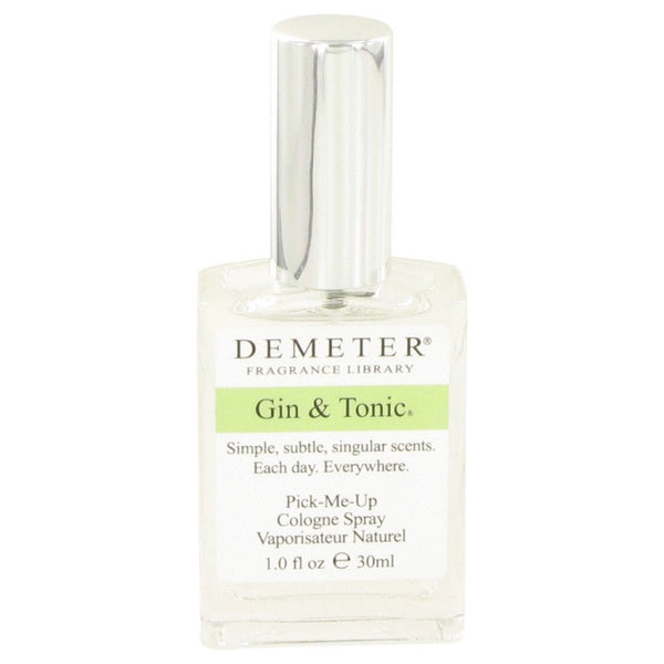 Gin & Tonic By Demeter Cologne Spray 1 Oz