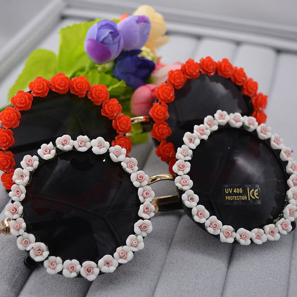 Rose Sunglasses (2 Colors)