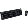 Iogear Spill-resistant Keyboard & Mouse Combination