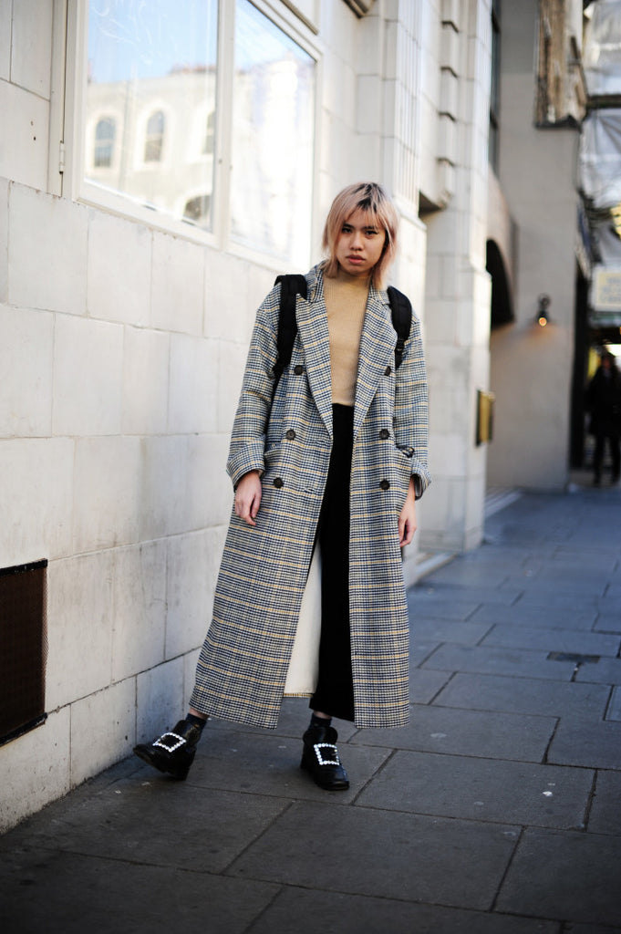 Streetstyle from London, 3rd December