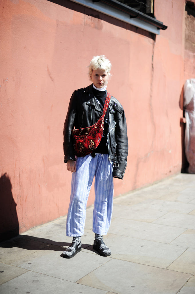 Streetstyle from London, 10th September
