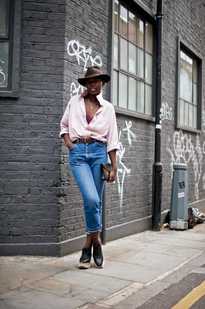 Streetstyle from London, 27th August