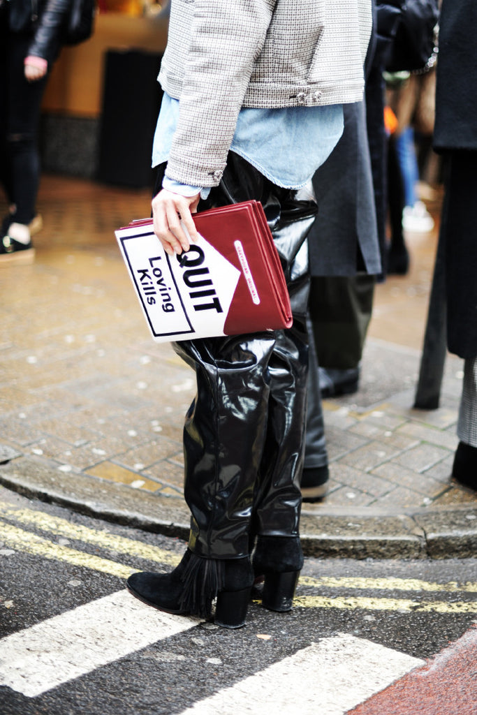 Streetstyle: London Fashion Week Men's