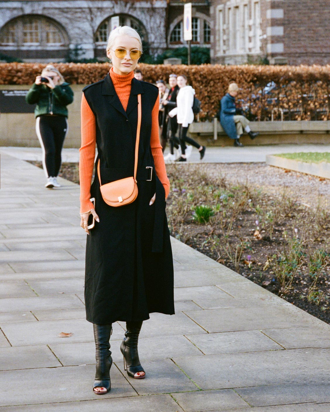 Miista London Streetstyle