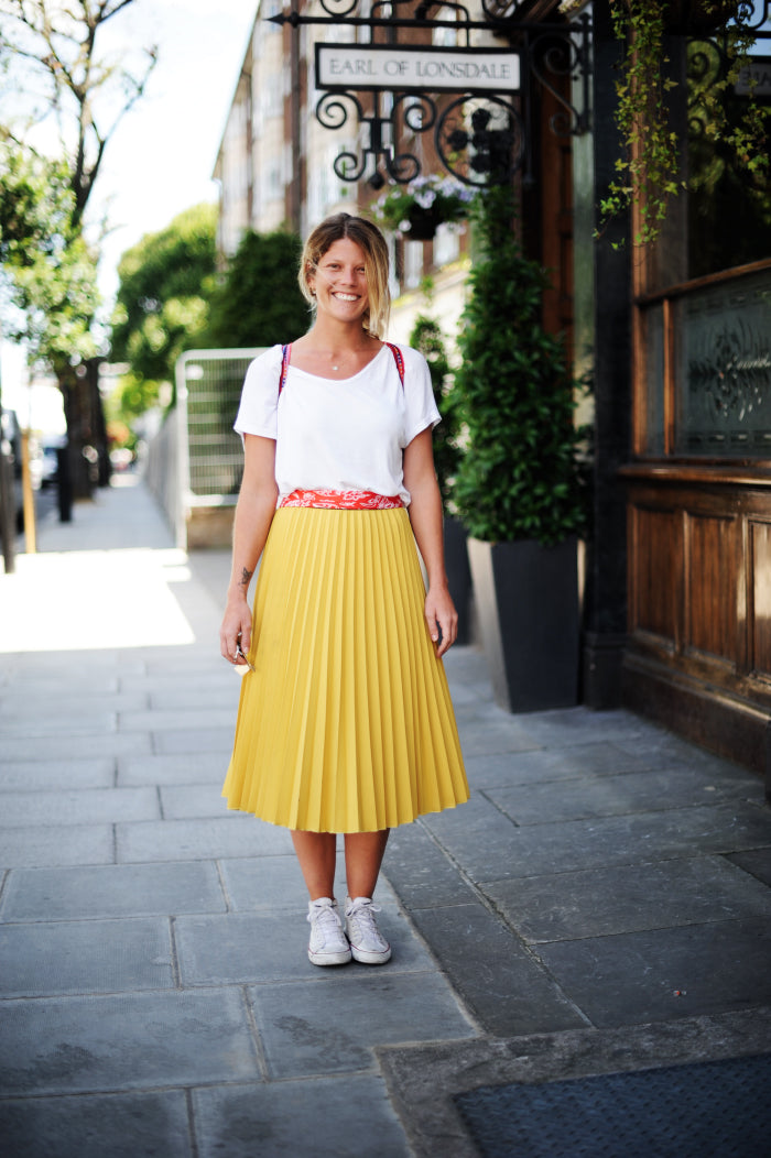 Streetstyle from London, 13th August