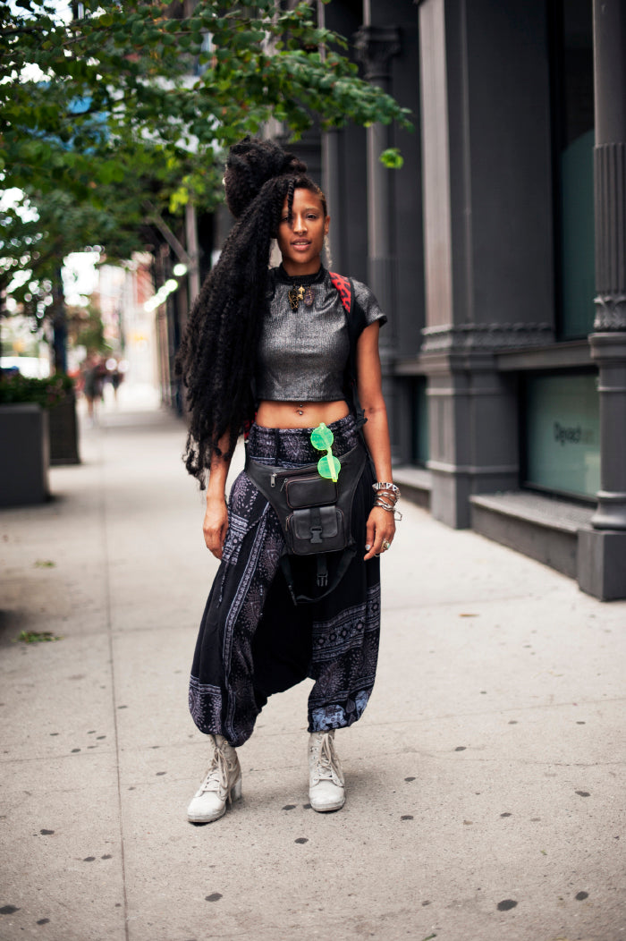 Streetstyle, New York Fashion Week