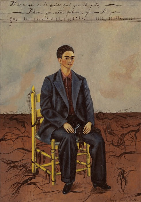Frida Kahlo Image. Article for Miista by Sister Wolf
