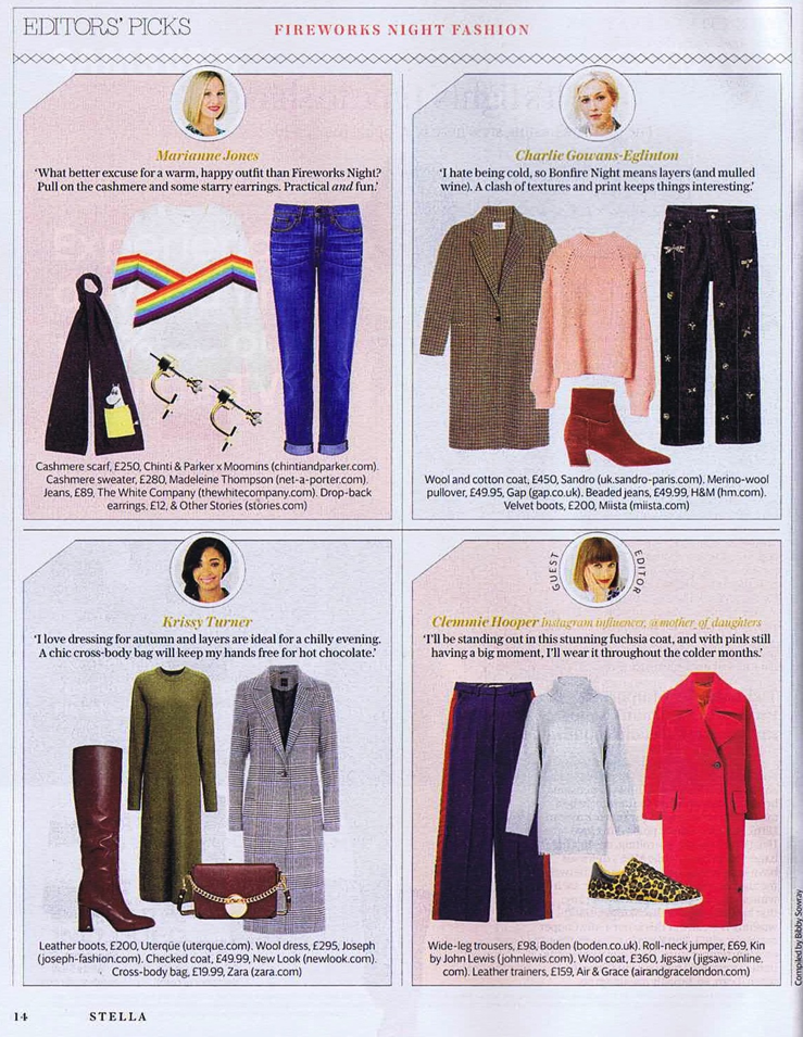Miista Lorelle Rust Suede Boot Featured in Stella Magazine