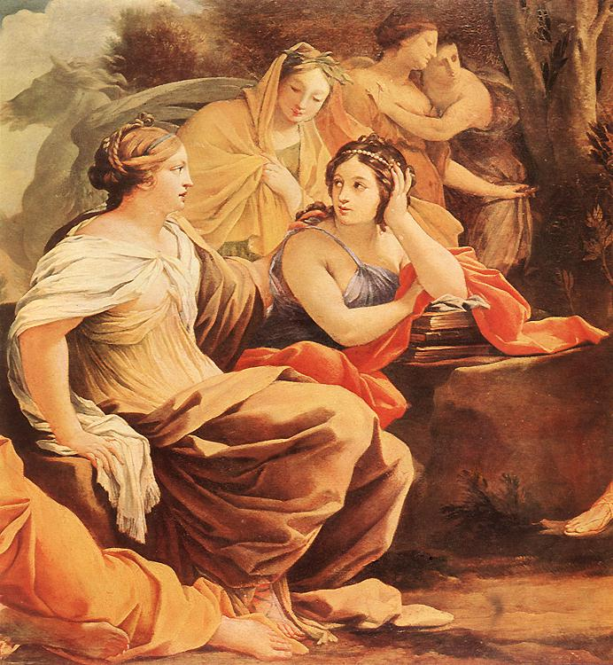 Simon_Vouet_-_Parnassus_or_A ... uses_(detail)