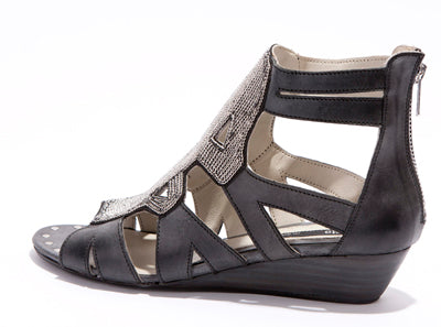 ASTERIA-BLACK - Miista sandals