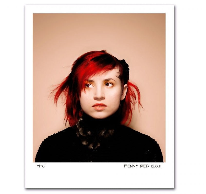 Penny Red aka Laurie Penny