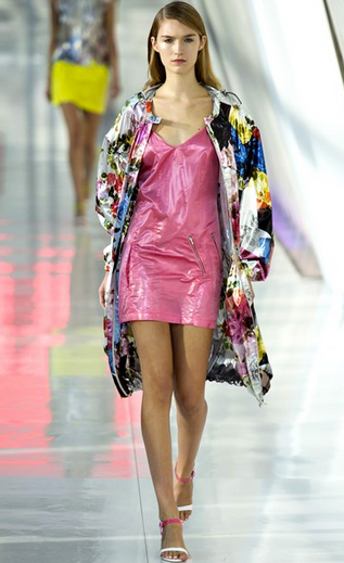 Preen's Floral Anorak