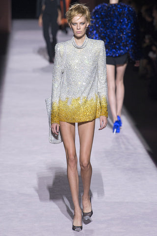 NYFW review by Miista. Image: Tom Ford