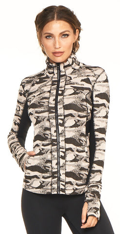 Antimatter Jacket - Court Camo - Lukka Lux