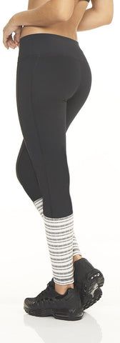 Bring It Back Legging - White - Lukka Lux