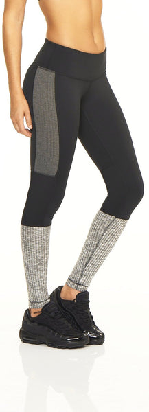 Bring It Back Legging - Smoke Rib - Lukka Lux