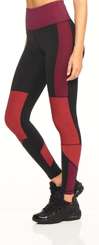Diag 7/8th Legging - Cersie Mix - Lukka Lux
