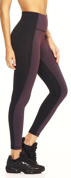Two-Faced 7/8th Legging - Pose - Lukka Lux
