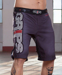 Copy of Grips Athletics Jarama Black Carbon Fight Shorts NOGI Jiu Jitsu MMA Wrestling