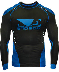 Bad Boy Sphere Compression Jiu Jitsu Rash Guard FOR NOGI & MMA
