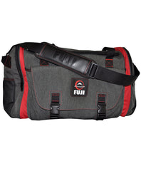 Fuji High Capaacity Training Duffle Bag For Fighters & Athletes Grey