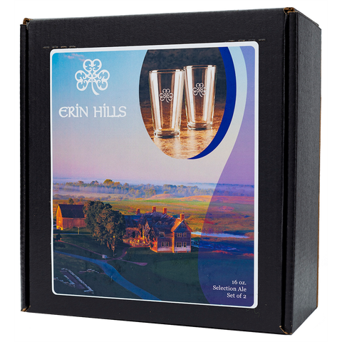 Erin Hills Pint Glass - Set of Two