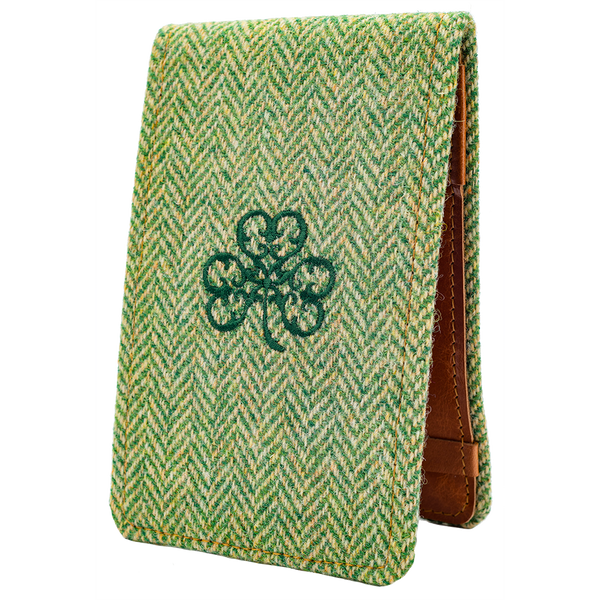 Seamus Yardage Book Cover