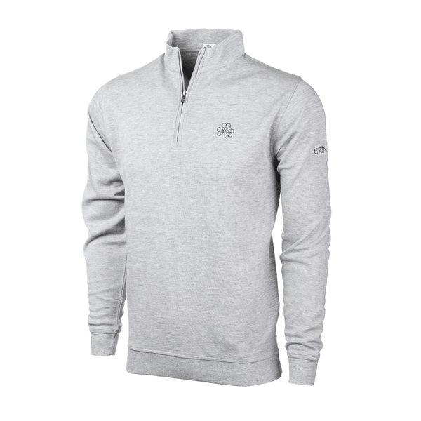 Peter Millar Crown Comfort Interlock Quarter Zip (back ordered estimated ship date 12/11)
