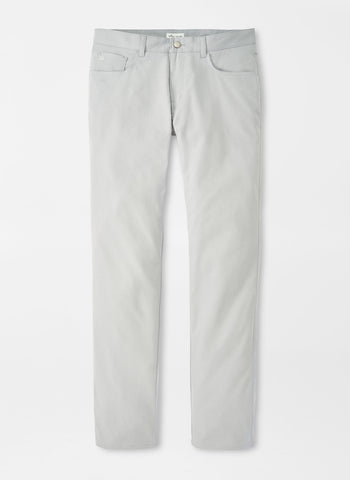 Peter Millar Crown Sport Pants - Gale Grey