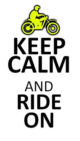 KCRO - Keep Calm and Ride On