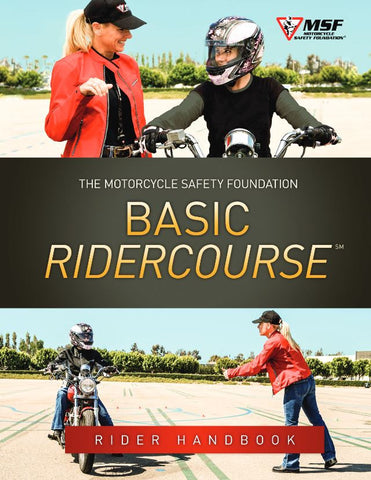 Basic RiderCourse Handbook Cover