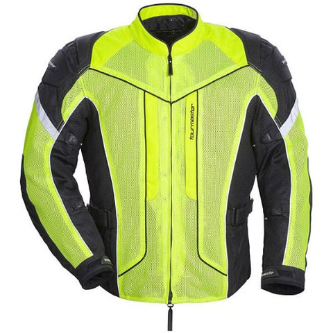 Tourmaster Senora Air Mesh Jacket in Hi Viz