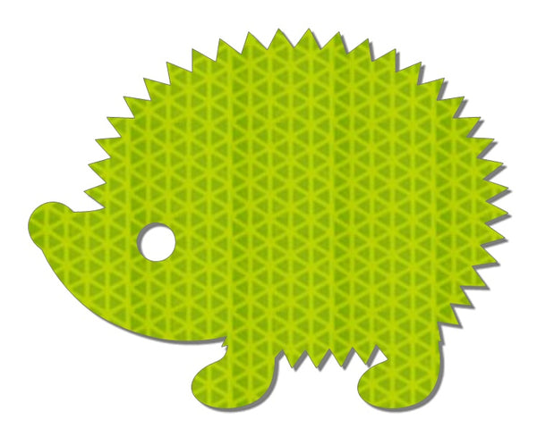Hedgehog Reflective Decal