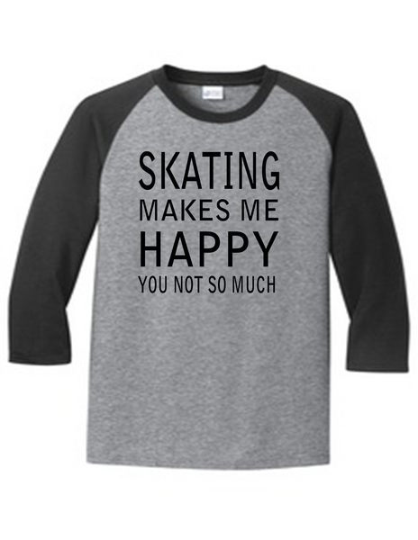 Skating Makes Me Happy