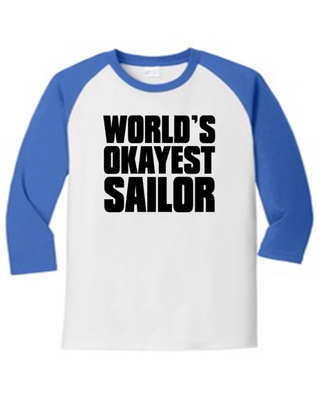 Worlds Okayest Sailor