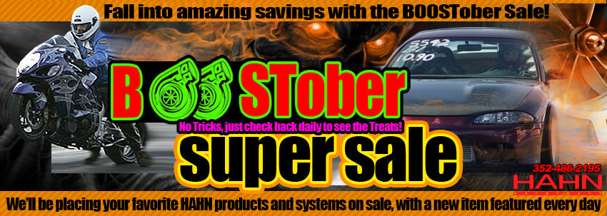 BOOSTOBER is Back!  Save BIG on Cool Fall Deals!