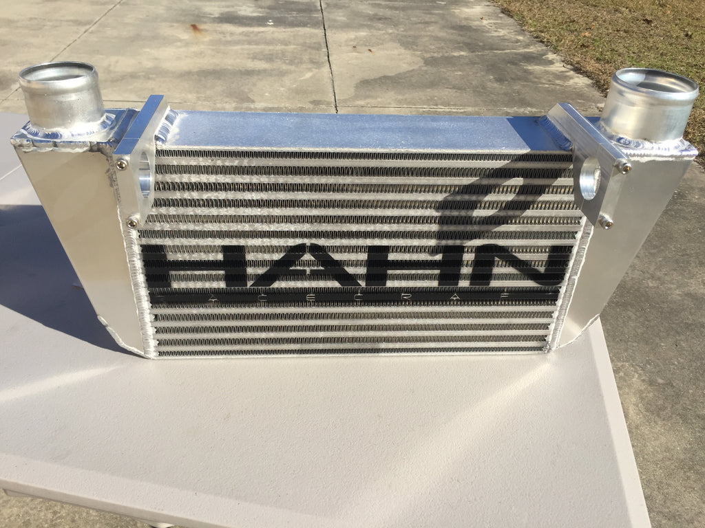 NEW! Gen2 Intercooler for Polaris Slingshot!