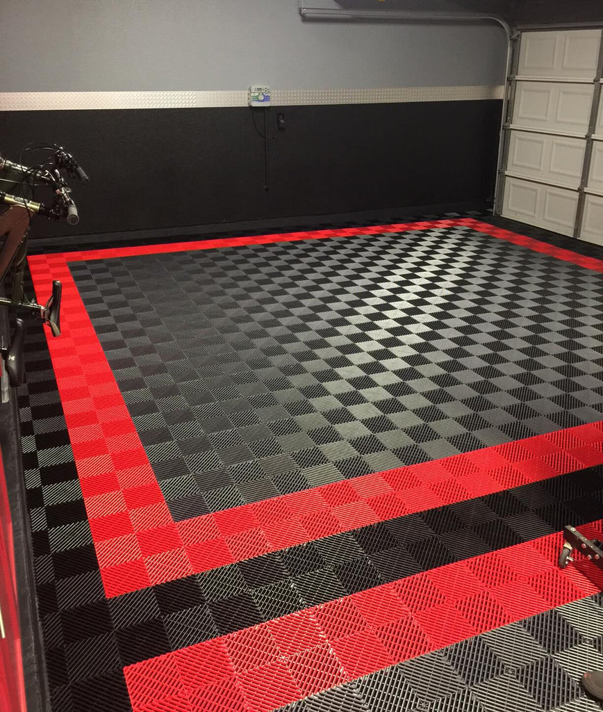 MOVING SALE: RaceDeck Flooring System