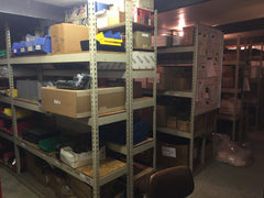 Parts Clearance Sale