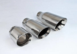 "3"" Polished Exhaust Tip"