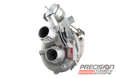 Factory Upgrade Turbocharger - Ford F150 EcoBoost