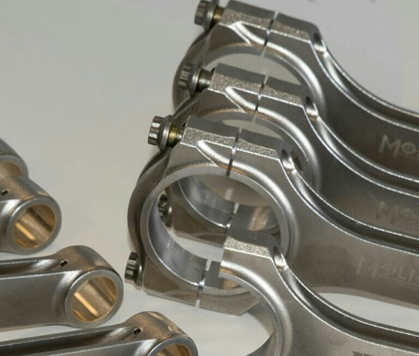 NEW! Built for Boost Forged Steel Connecting Rods, 2.4L Ecotec
