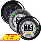 Hahn RaceCraft/AEM Slingshot Forced Induction Gauge Console