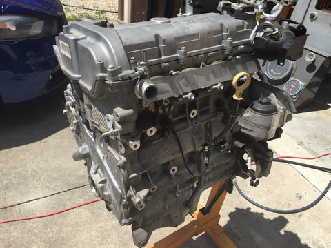 GM LNF 2.0 Turbo Engine - Used, 5000 Miles