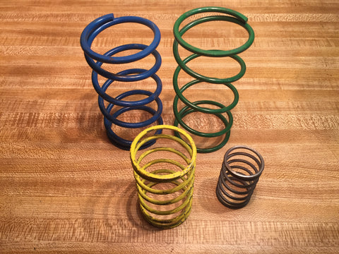 Wastegate Springs, Precision PW39 Wastegate