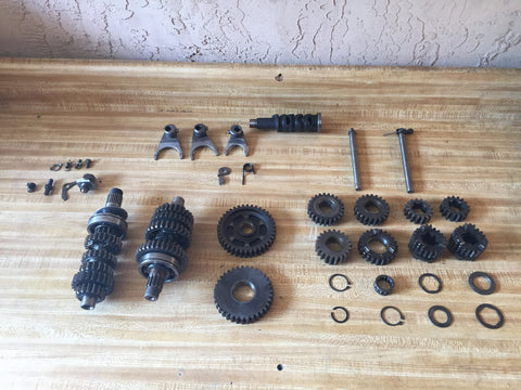 KZ Misc. Transmission Parts - Used