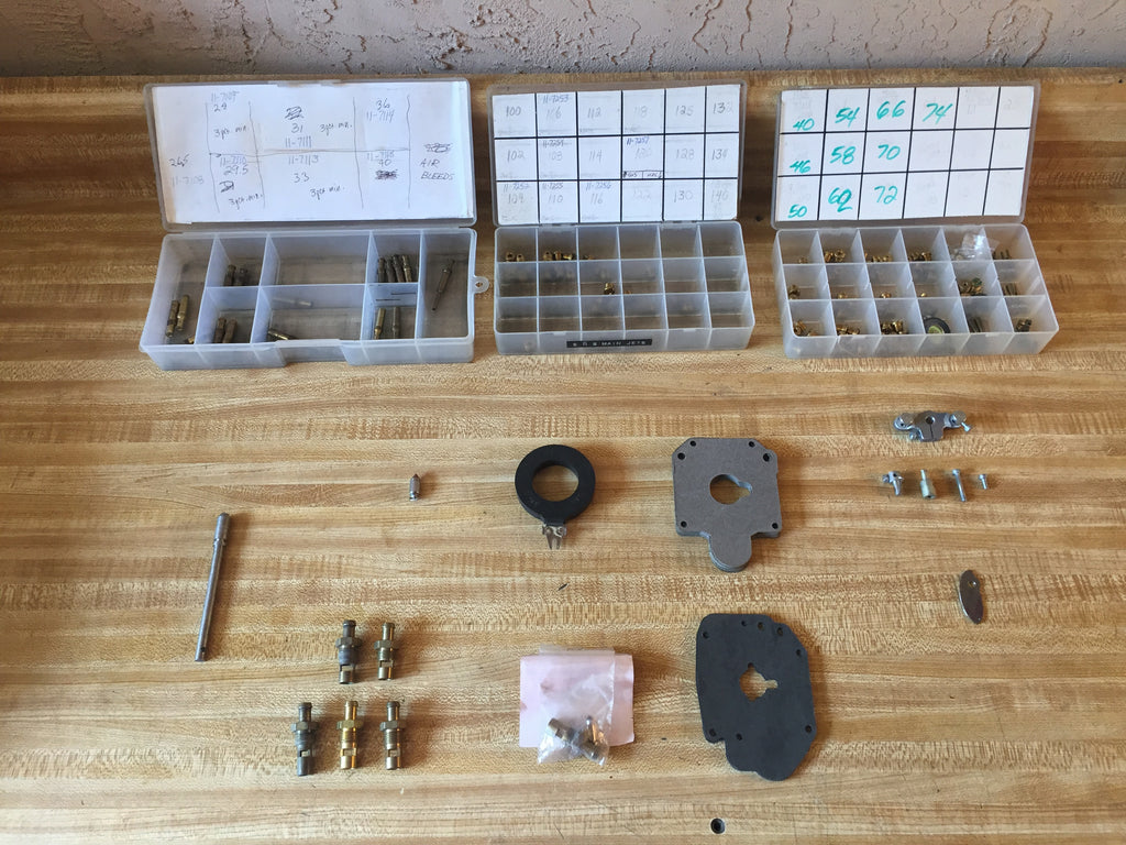 S&S Carburetor Collection - New